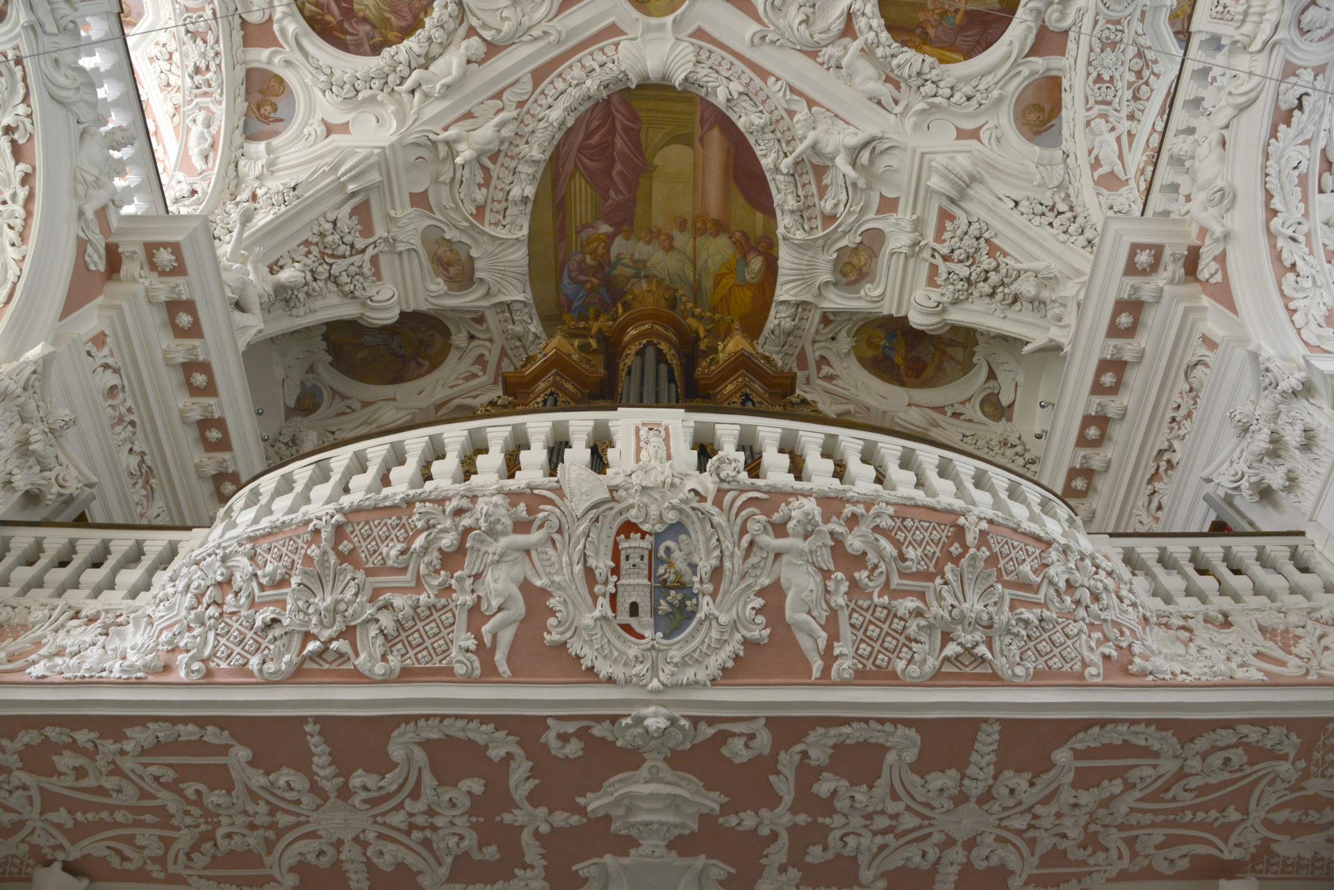 Barocke Pracht Klosterkirche Speinshart