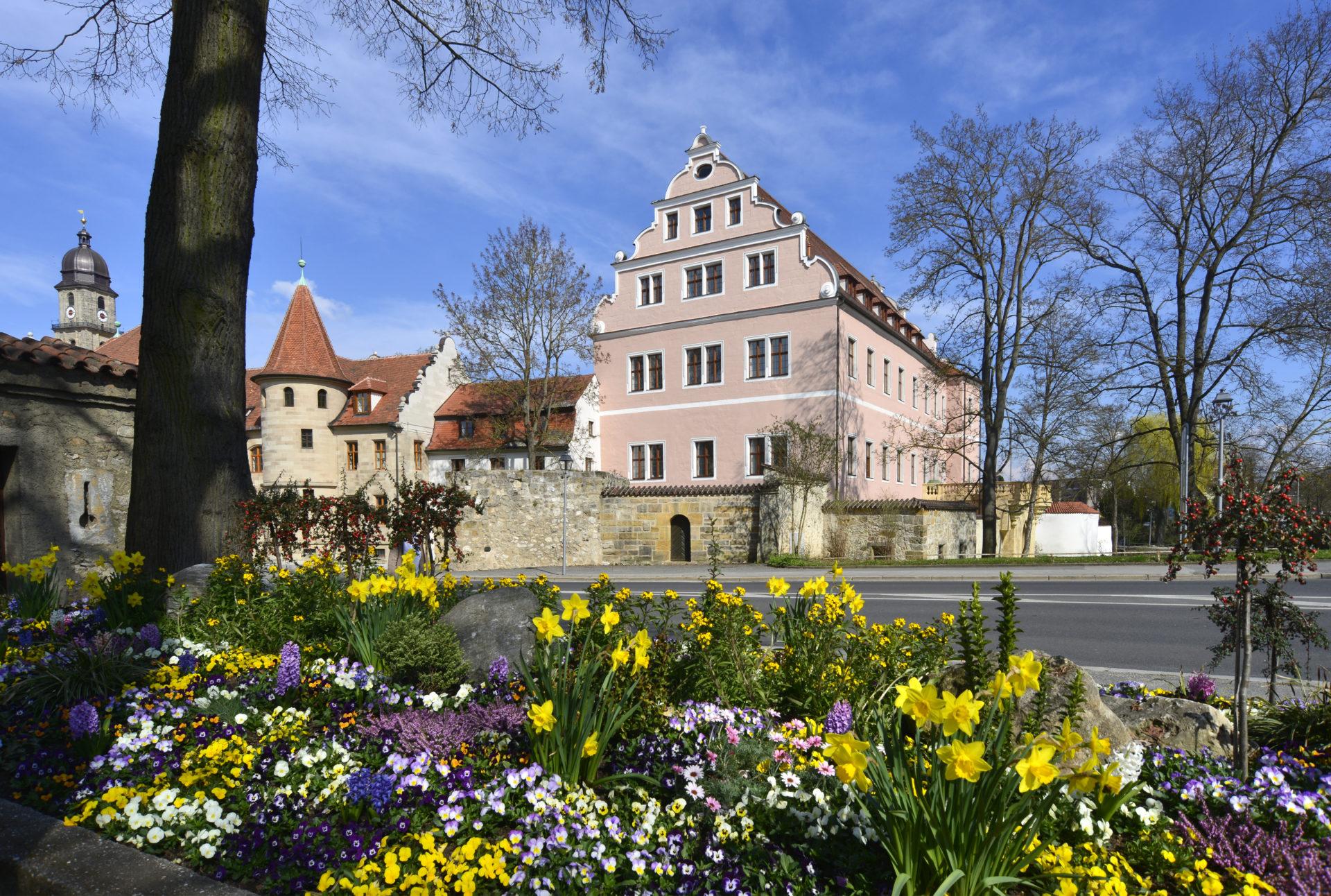 Kurfürstliches Schloss in Amberg