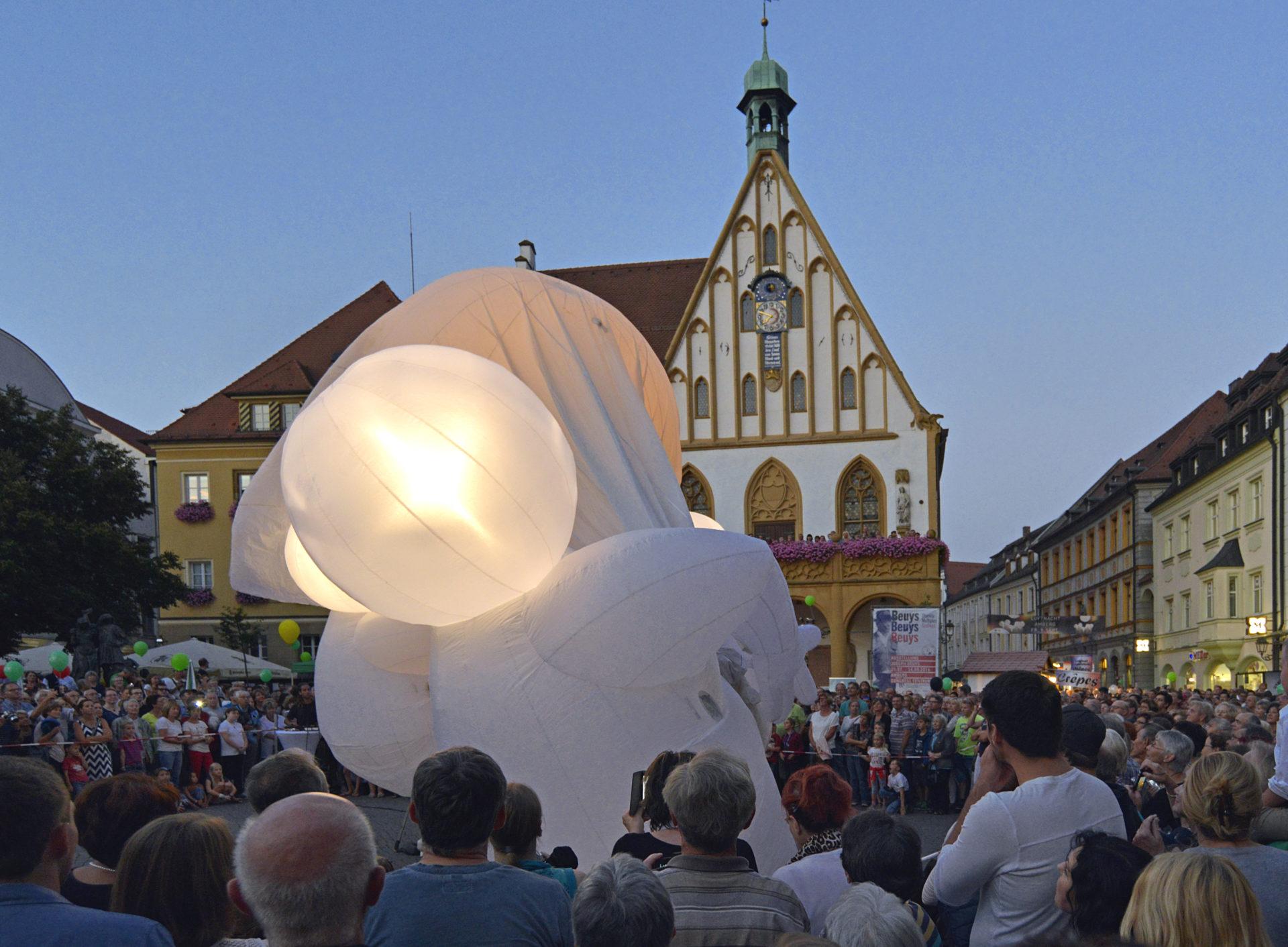 Luftnacht in Amberg