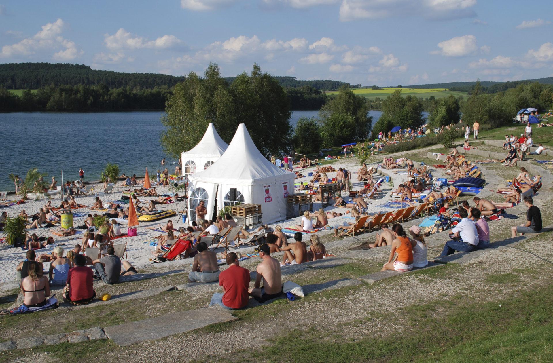 Murner See bei Wackersdorf
