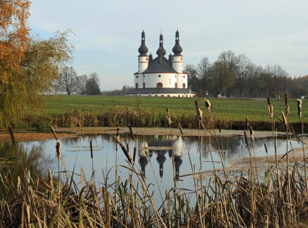 Wallfahrtskirche Kappl bei Waldsassen