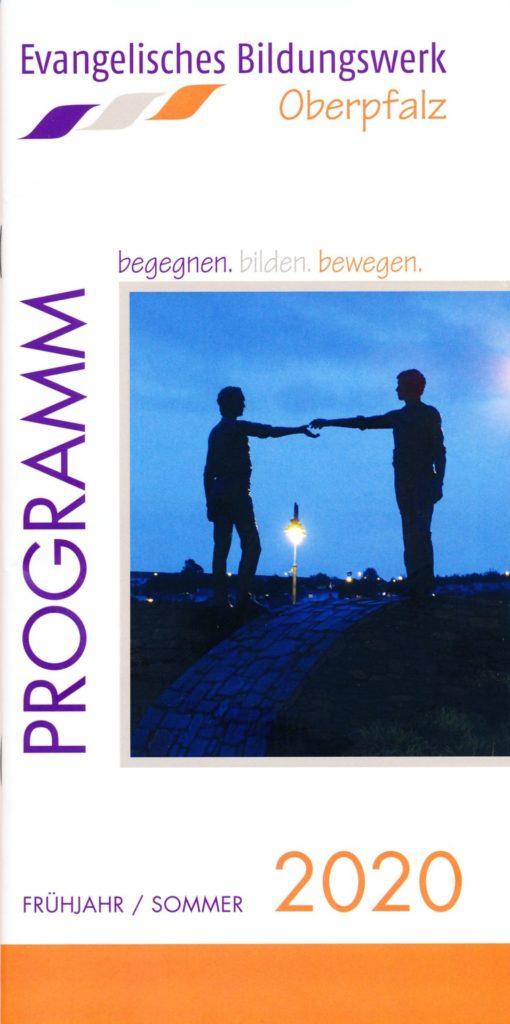 Titelseite aktuelles Programmheft