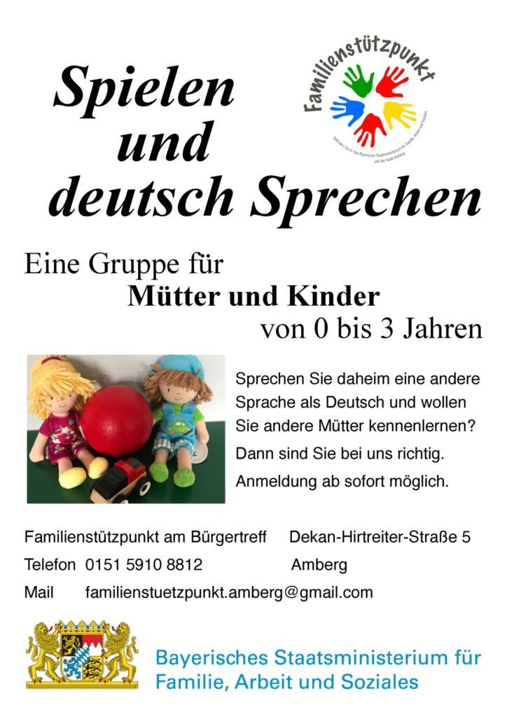 Mutter-Kind-Gruppe Amberg